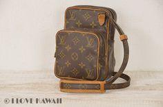Louis Vuitton Monogram Mini Amazon Shoulder Bag M45238