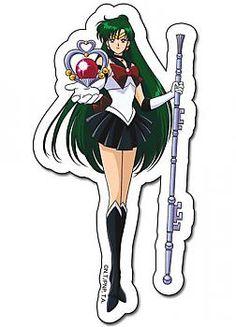 Sailor Moon Sticker - Sailor Pluto