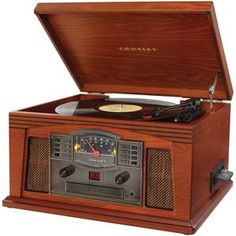 "Crosley Radio Lancaster Musician Entertainment Center Paprika. Use discount code ""holidays"" to enjoy 20% discount and free shipping storewide."