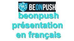 beonpush présentation en francais