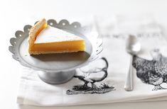 Чадейка - Простой лимонный пирог