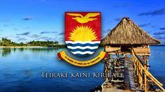 """National Anthem of Kiribati - """"Teirake Kaini Kiribati"""""""