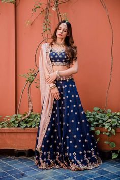 Buy beautiful Designer fully custom made bridal lehenga choli and party wear lehenga choli on Beautiful Latest Designs available in all comfortable price range.Buy Designer Collection Online : Call/ WhatsApp us on : Desi Wedding Dresses, Lehenga Wedding, Party Wear Lehenga, Indian Lehenga, Lehenga Choli, Silk Dupatta, Sarees, Floral Lehenga, Indian Outfits
