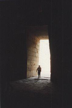 Atreus's tomb; photo Cath Mayo