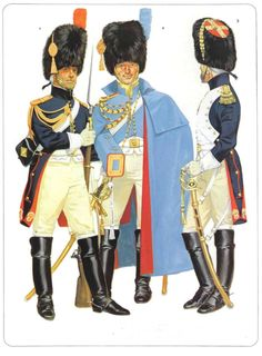 Osprey - Men-At-Arms - 083 - 1978 - Napoleon's Guard Cavalry (Repr. 1994, OCR) | Military Personal Equipment | Clothing Army Uniform, Military Uniforms, Uniform Insignia, Napoleonic Wars, American Revolution, Military Art, Historical Clothing, French Army, Hobbies