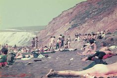 the isle of wight festival 1970: Photo Gallery Feb 2012 skinny dipping and other pastimes Gregory Shepherd ©