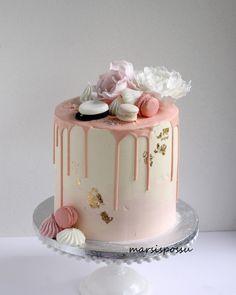 Food Styling, Food Porn, Birthday Cake, Baking, Cake Ideas, Desserts, Cakes, Wedding, Decor
