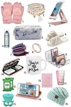 200 Ultimate Holiday Gift Guide Under 10 Small Gifts For Womenpresents