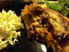 Moussaka par Tintti78 Moussaka, Meat, Chicken, Food, Recipe, Kitchens, Lasagna, Essen, Meals