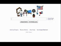 Google Doodle animated