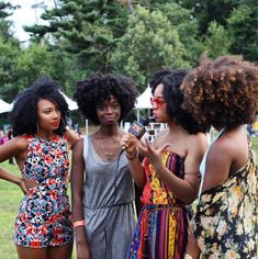 26 Photos of the Epic Natural Hair at Brooklyn's CurlFest