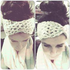 Inspired By Pinterest- crochet headbands