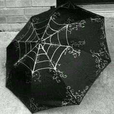 Spider Web Umbrella