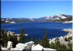Courtright Reservoir Elevation: 8200'