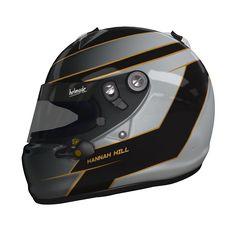 Design Your Own Racing Helmet Online