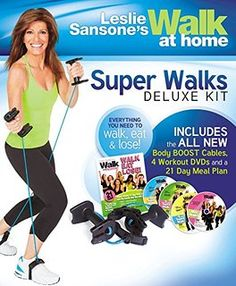 Walk at Home Leslie Walk, Fitness Diet, Health Fitness, Leslie Sansone, 21 Day Meal Plan, Meditation Exercises, Workout Dvds, Lose Weight, Weight Loss