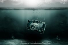 The water camera. by Sonia LeLo