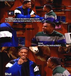 """Plan ahead for every eventuality. 