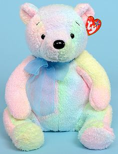 TY Beanie Buddy - Mellow the Bear