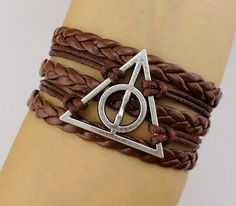 Deathly Hallows Bracelet, Harry Potter