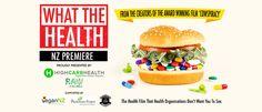 Een interessante documentaire over de onthullingen van voeding, die je echt gezien moet hebben.      What The Health   'What The Health' is een documentaire, waarbij Kip Anderse