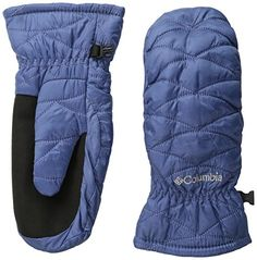 Columbia Womens Mighty Lite Mitten Bluebell Small *** Be sure to check out this awesome product. (This is an affiliate link)