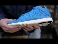 Nike Free Inneva Woven SP Photo Blue- Live Look