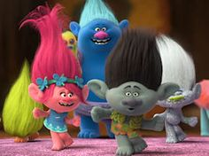 Find Your Happy Place with the TROLLS Movie Trailer