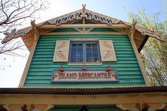 Playful Animals Fill the Sky Inside Island Mercantile at Disney's Animal Kingdom Theme Park at Walt Disney World Resort