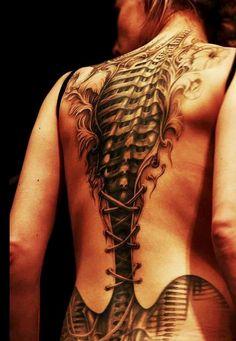 Amazing tattoo.
