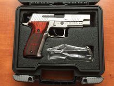 Sig Sauer P226 Elite Stainless 9 mm Para