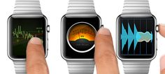 12 Innovative Ways Apple Watch Could be Used by Musicians & DJs: Control sets; Motion sensor; Remote control; more...