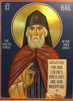 St. FeoFil the Fool for Christ | by frphoti