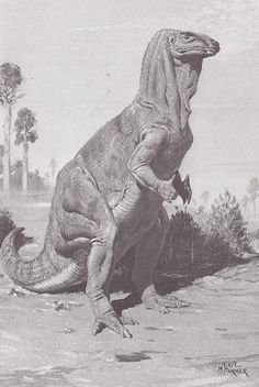 Love in the Time of Chasmosaurs: Vintage Dinosaur Art: Dinosaurs - British Museum (Natural History)