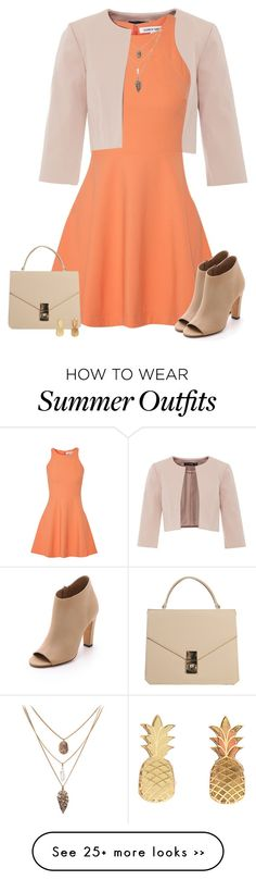 """""""Summer to Fall"""" by sherry7411 on Polyvore"""