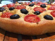 Focaccia pugliese col Cuisine Companion - http://www.mycuco.it/cuisine-companion-moulinex/ricette/focaccia-pugliese-col-cuisine-companion/?utm_source=PN&utm_medium=Pinterest&utm_campaign=SNAP%2Bfrom%2BMy+CuCo