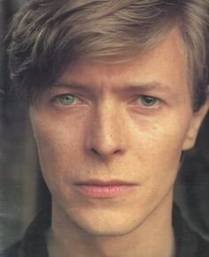 Fighting with his mate over over a girl, 14 year old David Bowie received a punch that required several operations and left his (left) eye permanently dilated.