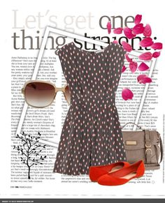 WORK, created by anlirna on Polyvore