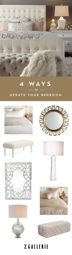 It's more than just a dream. With our list of top tips - from small to king-sized - you can transform your favorite room into a restful new retreat. See more of our Bedroom Refresh guide and save on everything for your bedroom!