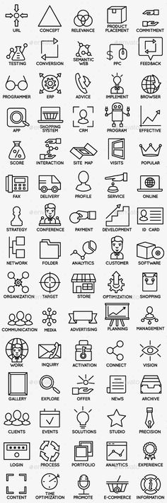Set of Seo and Internet Service Icons  part 2 — Vector EPS #search #engine • Available here → https://graphicriver.net/item/set-of-seo-and-internet-service-icons-part-2/12448548?ref=pxcr