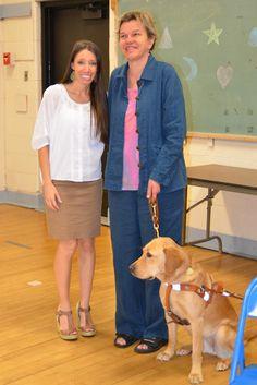 Erica Bohrer's First Grade: Beth Finke Author Visit