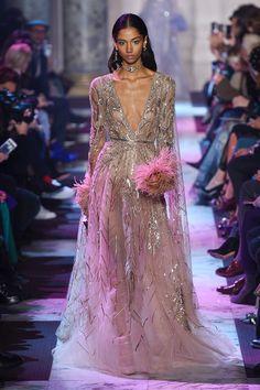 Elie Saab | Haute Couture - Spring 2018 | Look 22