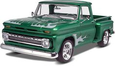 1965 Chevy Stepside pickup