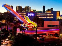 Heading to the Hard Rock-Las Vegas in March 2014...