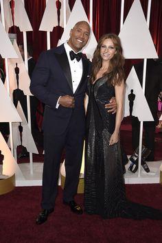 Celebrity Couples at the Oscars 2015 | Pictures | POPSUGAR Celebrity