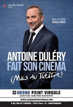 Antoine Duléry - affiche