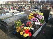 tombe de Jacques Mesrine