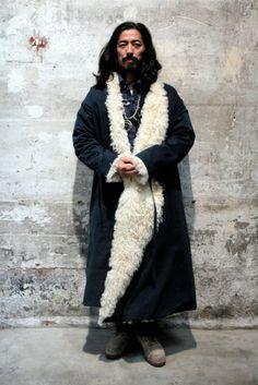 Visvim's Hiroki Nakamura. the man, the myth, the legend.