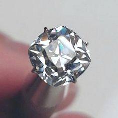 HARRO OLD MINE Cut Moissanite Loose Gemstones Moissanite Colorless large sizes
