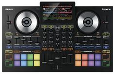 """Reloop Touch 7"""" FULL Colour Touchscreen Performance Controller"""